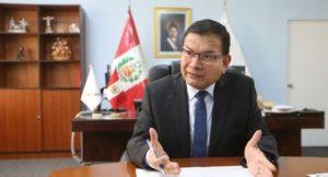 Coronavirus: Ministro de Agricultura, Jorge Montenegro, dio positivo a prueba de COVID-19